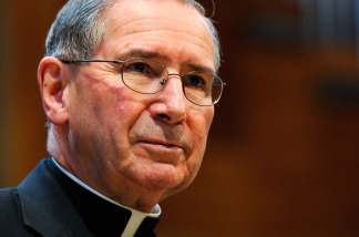 Retired Cardinal Roger Mahony responded Friday to an admonishment issued by Archbishop José Gomez.