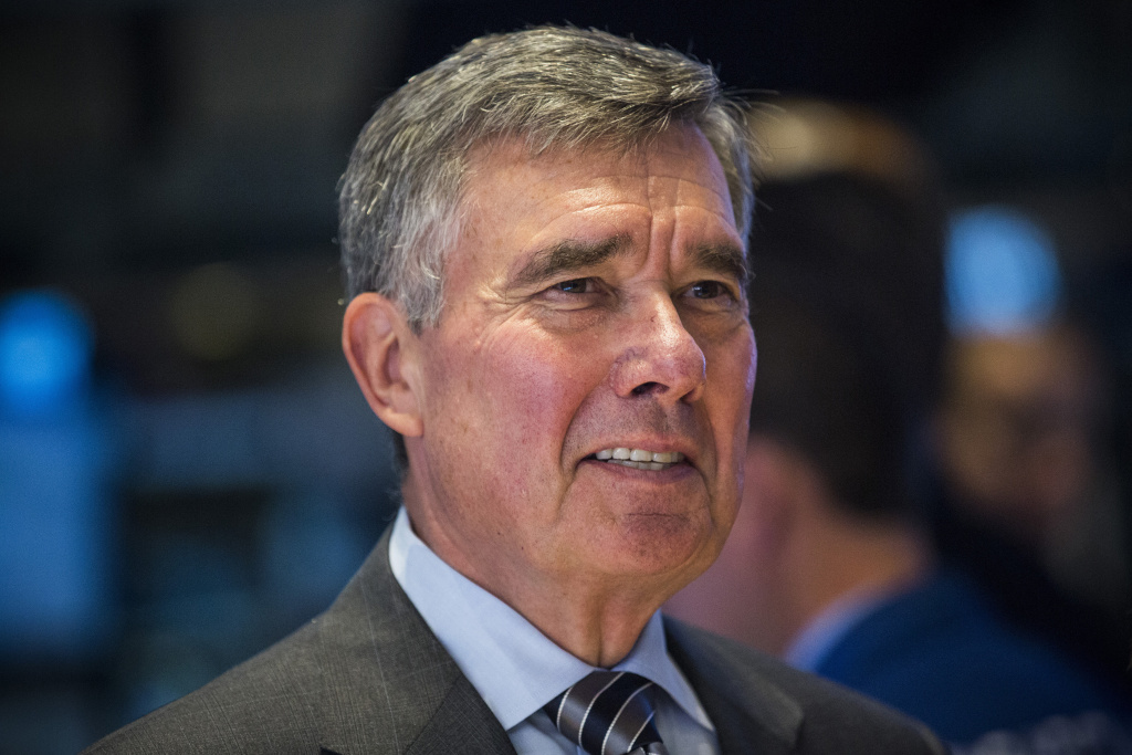 U.S. Customs and Border Protection Commissioner Gil Kerlikowske.