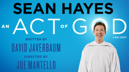 Center Theatre Group - An Act of God at the Ahmanson Theatre