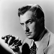 "Vincent Price played ""The Saint"" on radio for many years."