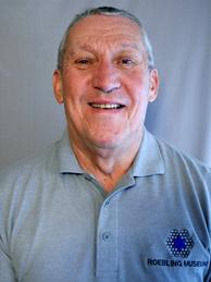 At StoryCorps in Trenton, George Lengel recalled his family's life in Roebling, N.J.