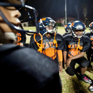 LAPD Pee Wee Football - 1