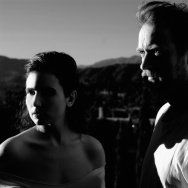 OOFJ is Danish composer Jenno Bjørnkjær and South African vocalist Katherine Mills-Rymer.