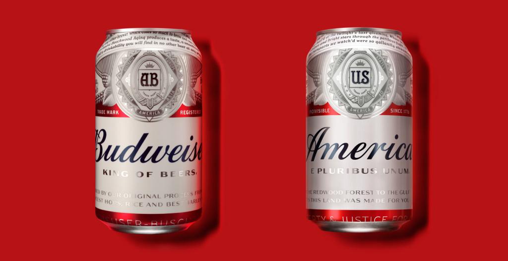 Budweiser is calling itself