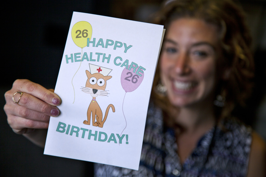 Happy 'health care birthday!' It's time to buy insurance ...