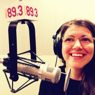 "Rebecca Lehrer, host of the KPCC podcast ""The Mashup Americans"""