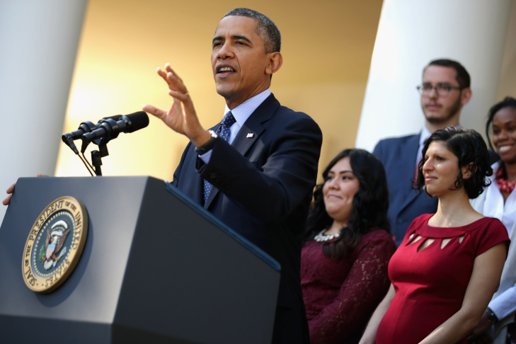 President Obama Discusses Affordable Care Act