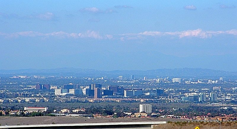 Irvine is one of the fastest-growing cities in America