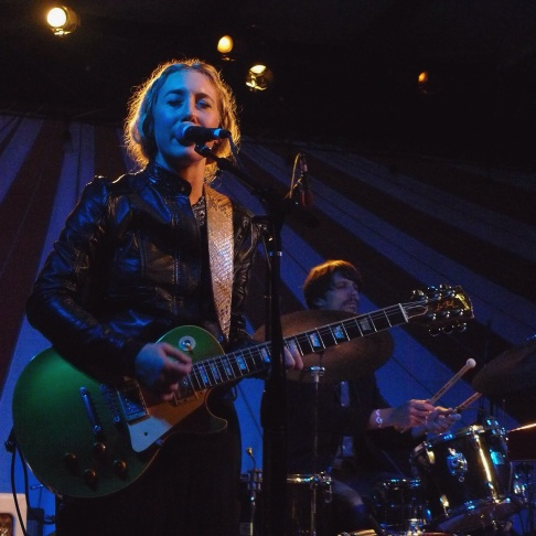 Old 97's at 2014 Trans-Pecos Festival