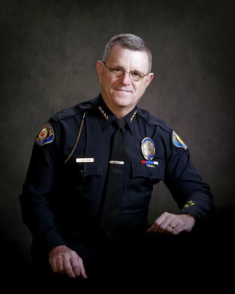 Pasadena Police Chief Bernard Melekian