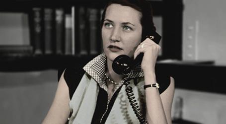 Legendary casting director Marion Dougherty.