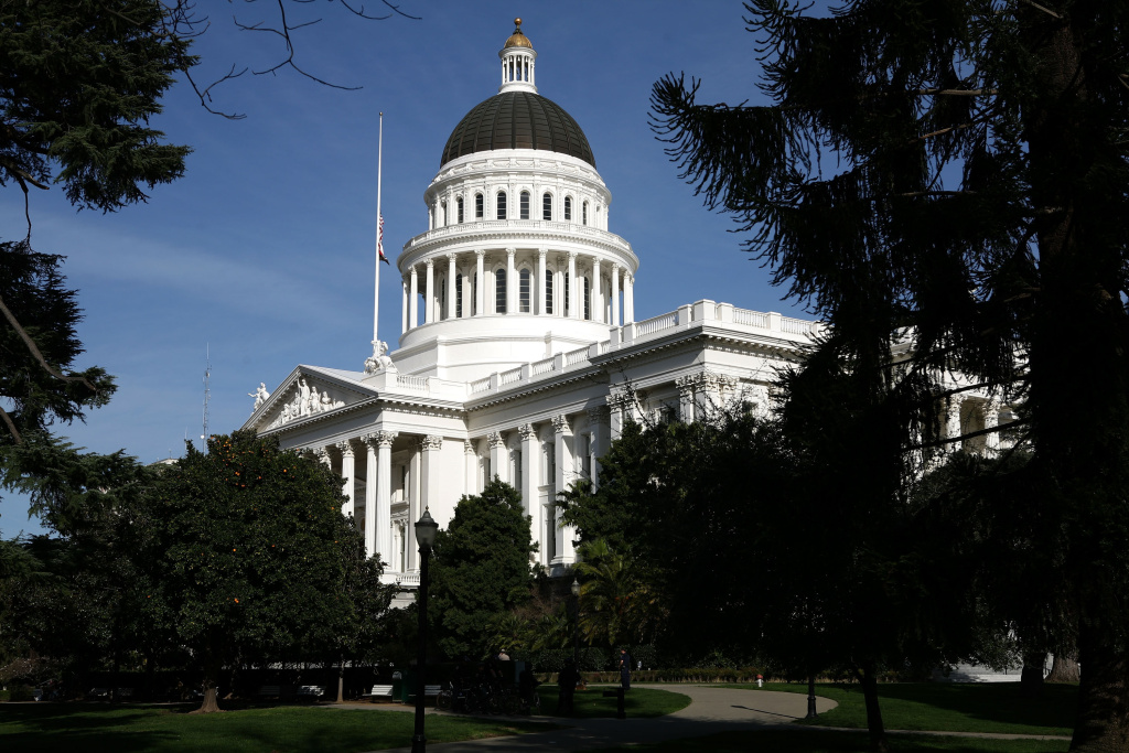 California lawmakers voted on hundreds of bills this week.
