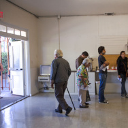 Election Day Voting Polling