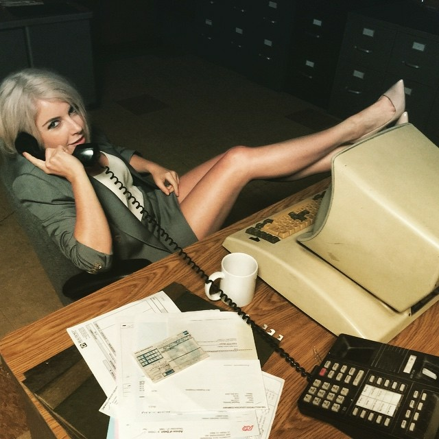 Victoria Hesketh, AKA Little Boots, musician and record label head.