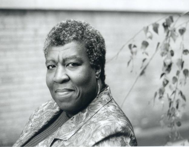 Sci-fi writer, Octavia Butler