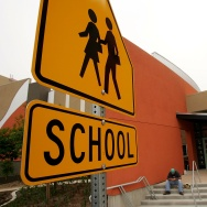 california la los angeles maywood school