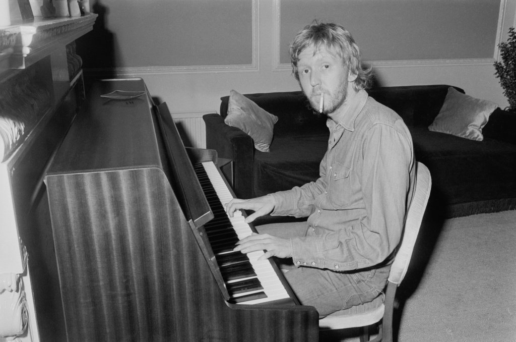 The Frame® | Harry Nilsson — lobby hard to get him in The