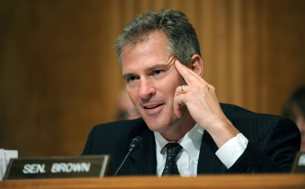 Former US Senator Scott Brown, has been eyeing his old seat. Sen. John Kerry is expected to be confirmed soon as secretary of state, which could leave Brown back on the campaign trail in weeks.