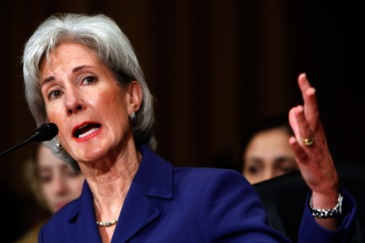Senate Finance Cmte Holds Confirmation Hearing For Kathleen Sebelius