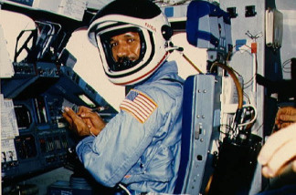 NASA Administrator Charles Bolden as a young astronaut