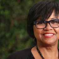Cheryl Boone Isaacs is the first African-American to become Academy President