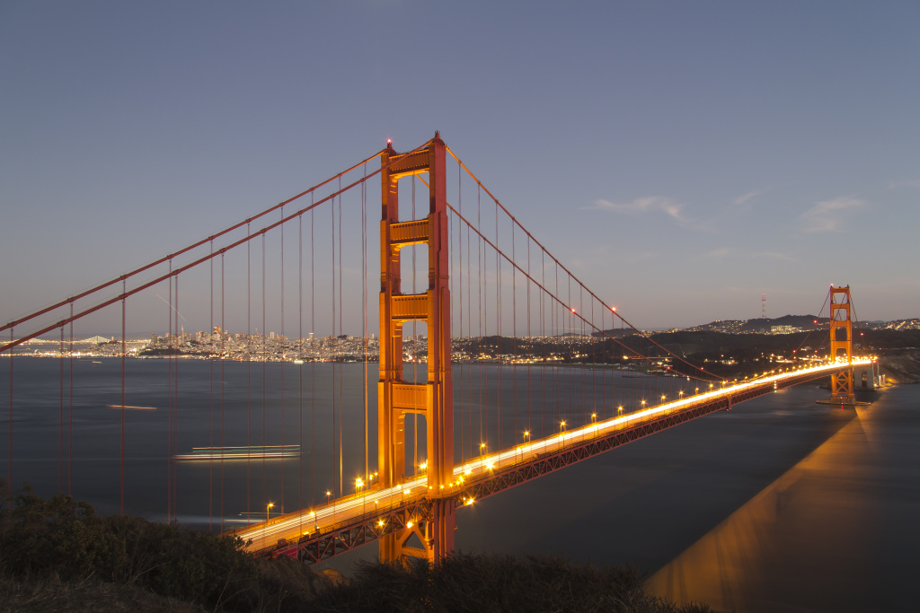 Golden Gate Bridge Closing For Safety Upgrade This Weekend