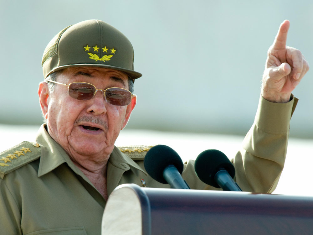 A new report by a human rights organization says the current Cuban regime, headed by President Raul Castro, uses an