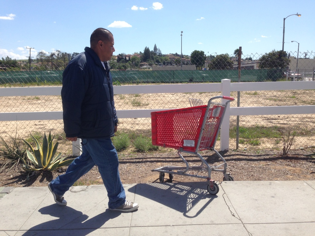 Monterey Park is working to reduce the number of shopping carts abandoned around the city.