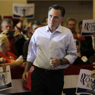 Romney Takes Whirlwind Campaign Tour Of Ohio