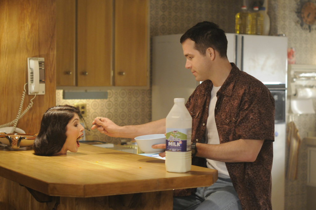 Fiona (Gemma Arterton) and Jerry (Ryan Reynolds) in