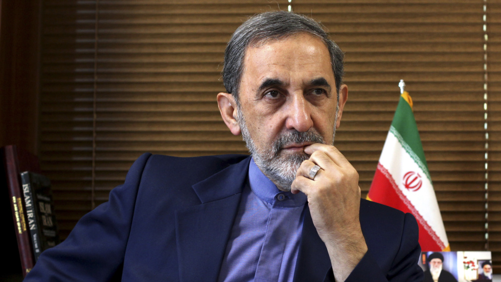 Ali Akbar Velayati, a top adviser to Iran's supreme leader Ayatollah Ali Khamenei, is pictured here in 2013. In a video message, he said Iran is prepared to begin enriching uranium beyond limits set out by a 2015 nuclear deal.
