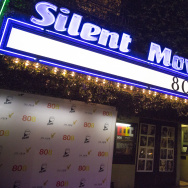 Cinefamily at the Silent Movie Theater on Fairfax Ave has closed temporarily.