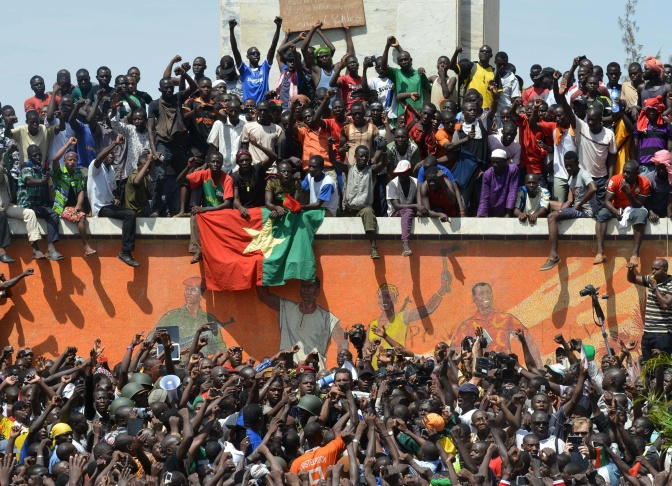 BURKINA-POLITICS-PROTEST