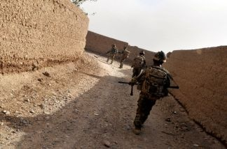 The war in Afghanistan wages on with little improvement