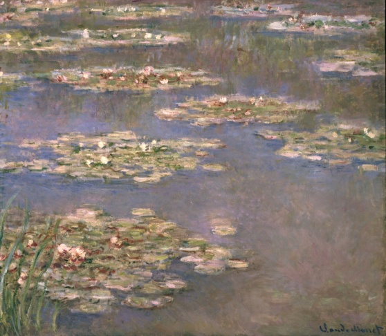 Claude Monet's 1905 oil on canvas,