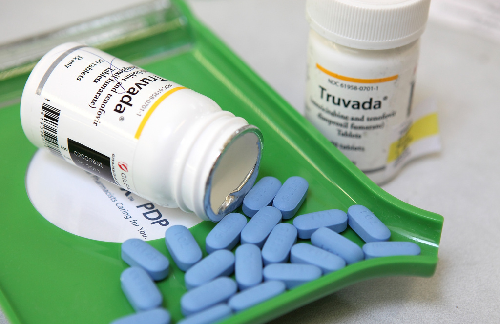 The antiretroviral drug Truvada. A USC study says aggressive early treatment of HIV could create drug-resistant strains of the virus.