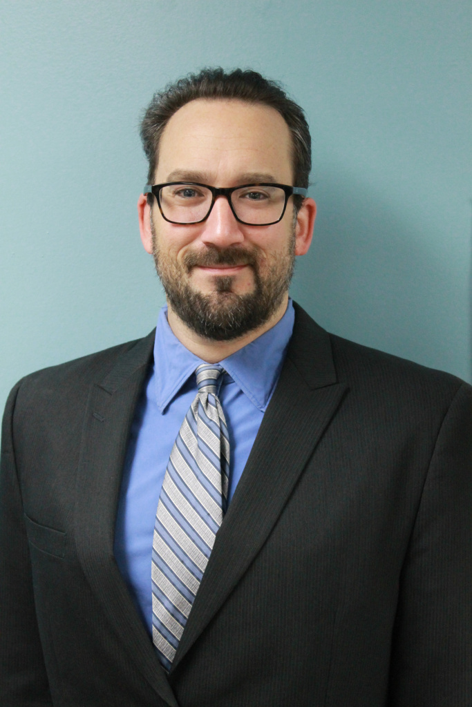 Daniel Jocz, a social studies teacher at Downtown Magnets High School, won this year's California Teacher of the Year award.