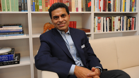 Time has decided to reinstate Fareed Zakaria after suspending him for lifting a passage from the New Yorker without attribution.