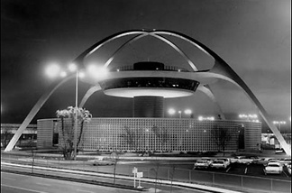 Central Theme Building, L.A. International Airport