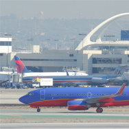 southwest airlines lax terminal