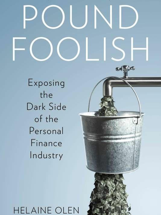 Cover of Helaine Olen's book