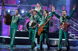 Los Tigres del Norte will take to the Walt Disney Concert Hall stage