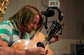 Fool's Gold live in studio at KPCC.