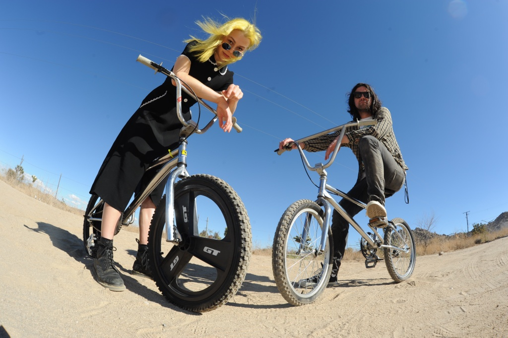 "Singer/songwriters Phoebe Bridgers and Conor Oberst collaborated on the album, ""Better Oblivion Community Center."""