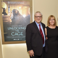 "HBO Documentary Film ""Unlocking The Cage"" NY Premiere"