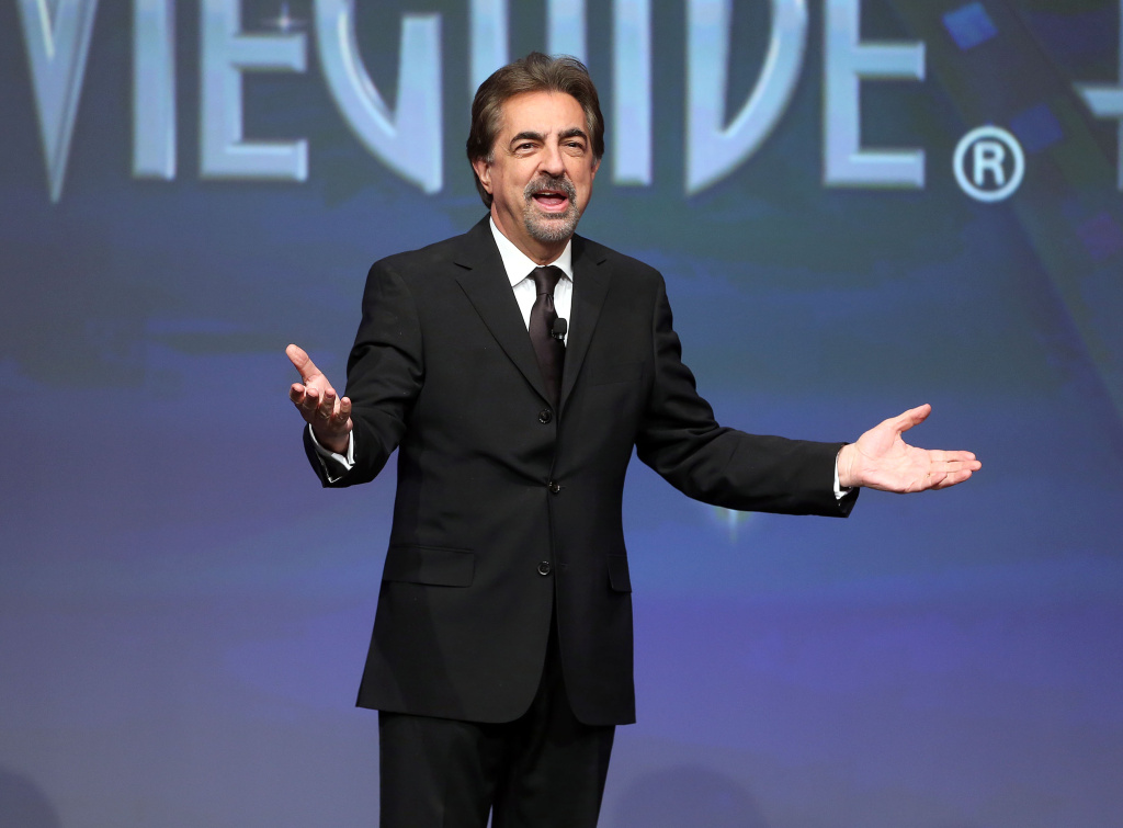Host Joe Mantegna speaks during the 21st Annual Movieguide Awards at the Universal Hilton Hotel on February 15, 2013 in Universal City, California.