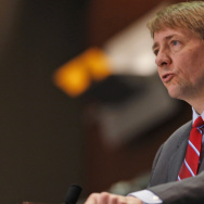 "Consumer Financial Protection Bureau Director Richard Cordray says financial firms use arbitration to ""sidestep the legal system [and] avoid accountability."" But industry officials say a proposed ban on mandatory arbitration clauses will lead to frivolous legal action."
