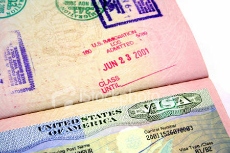 The policy over the issuing of visas is a key component of new immigration laws that are being debated in Congress.