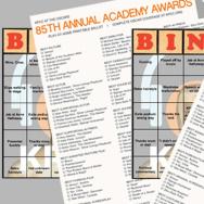 oscar bingo oscar ballot