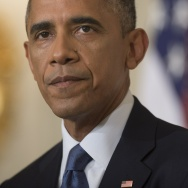 Speaking Thursday night at a Congressional Hispanic Caucus event, President Barack Obama insisted he'd take solo action on immigration, and expressed frustration with the lack of movement on legislation.